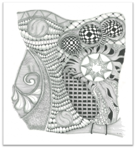 Zentangles with Sandi Kelley @ The Astoria Art Loft | Astoria | Oregon | United States